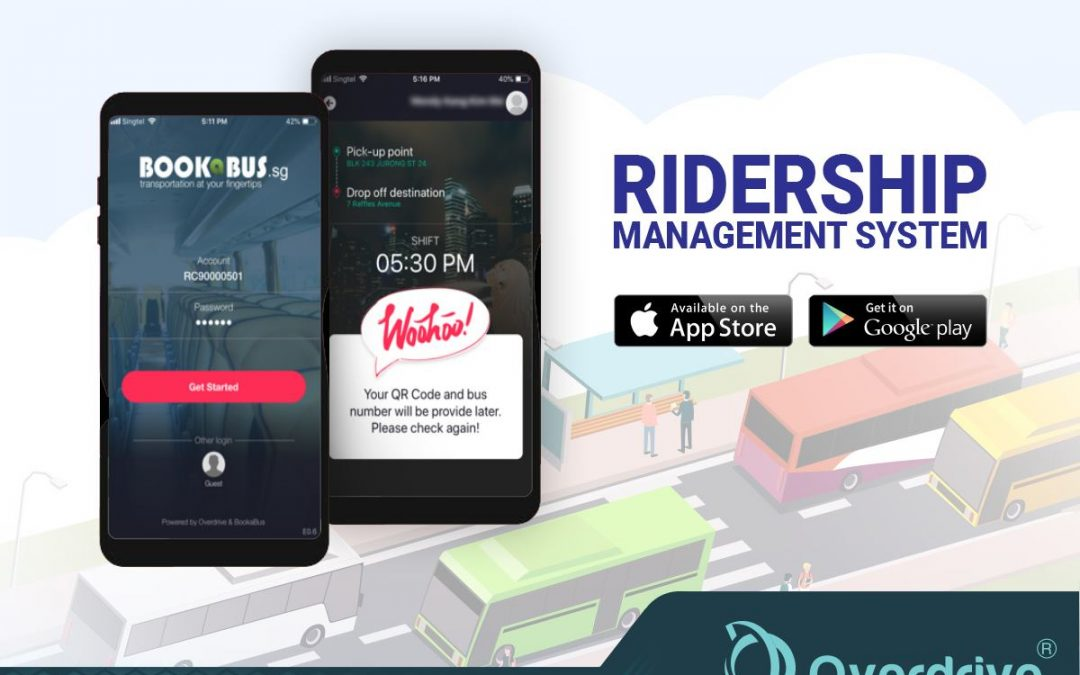 Ridership Management System