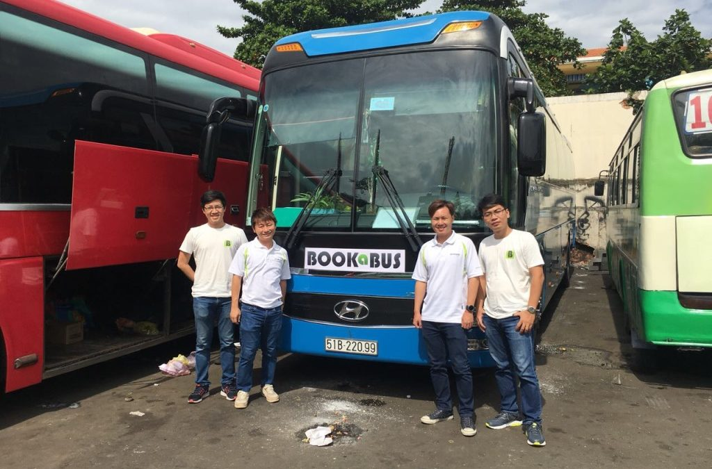 Bookabus – New Partner in Web Design Singapore and Mobile Development for Bus