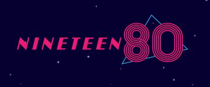 NINETEEN80 – 1980